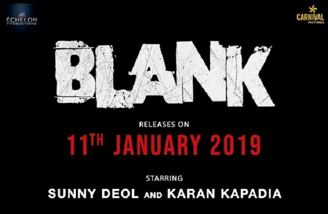 Sunny Deol was the only choice for 'Blank': Director Behzad Khambata