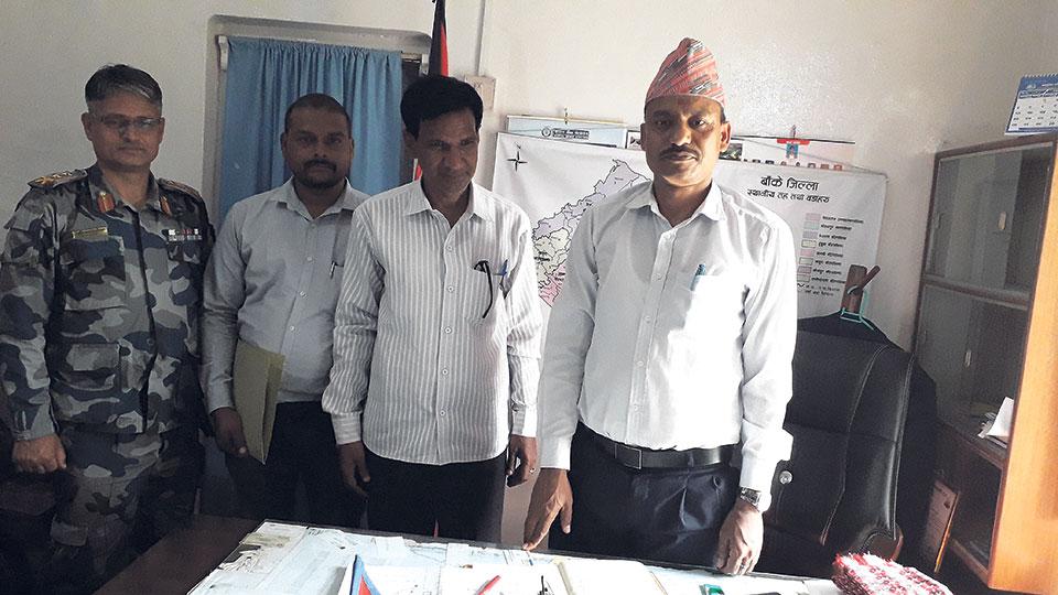 Survey of Rupaidiya-Kohalpur railway line begins