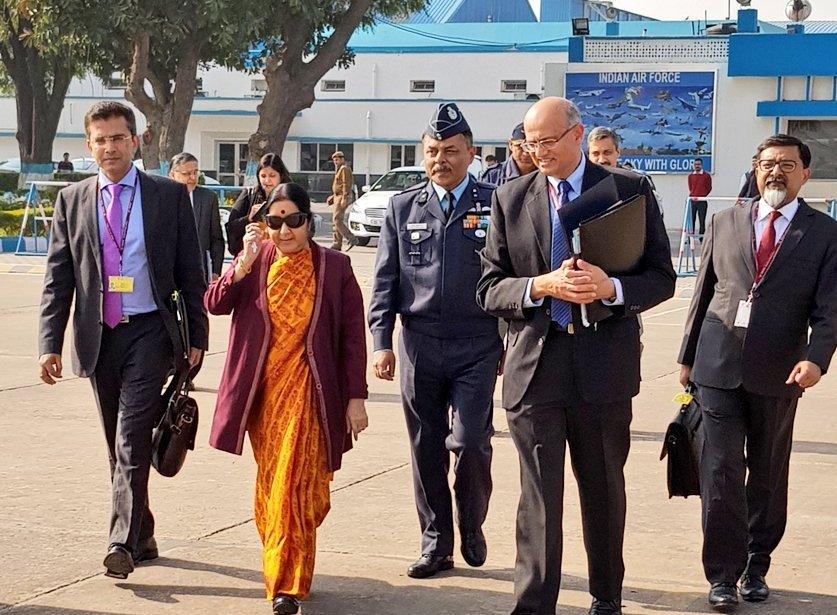 Guest list of Swaraj