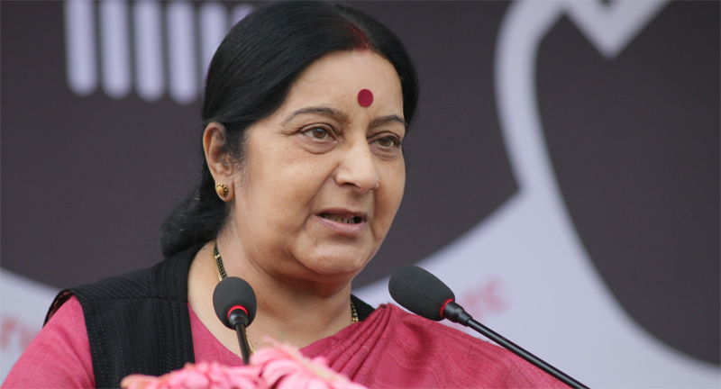Swaraj coming to reset ties, feel pulse: Experts
