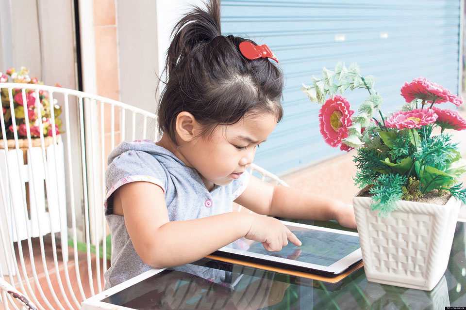 The tablet generation