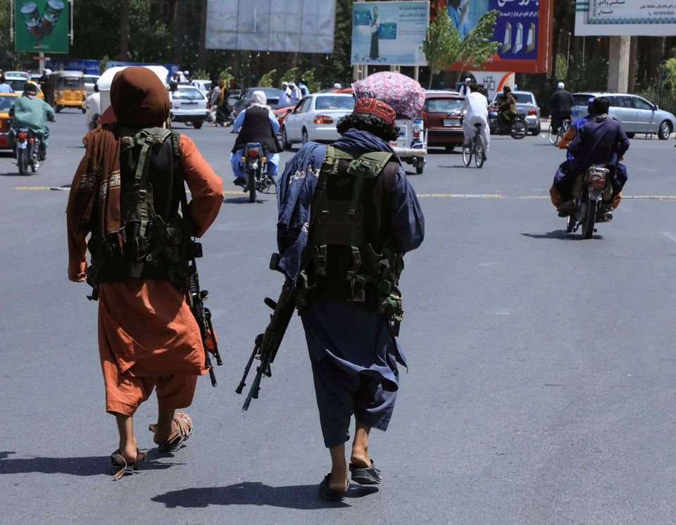 Taliban claim control of Panjshir, promise formation of government 'soon'