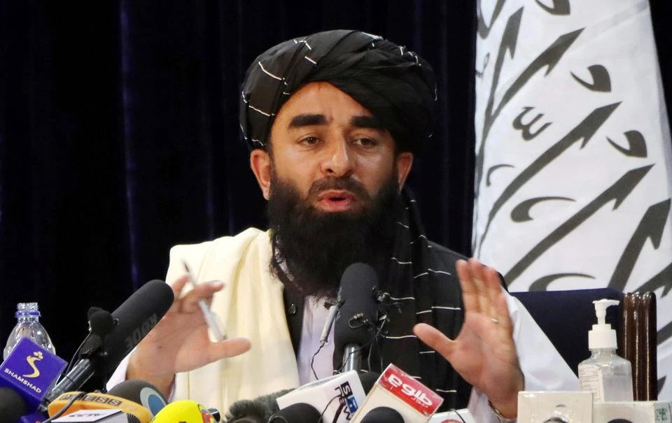 Taliban says U.S. drone strike in Kabul also killed civilians - Chinese state TV