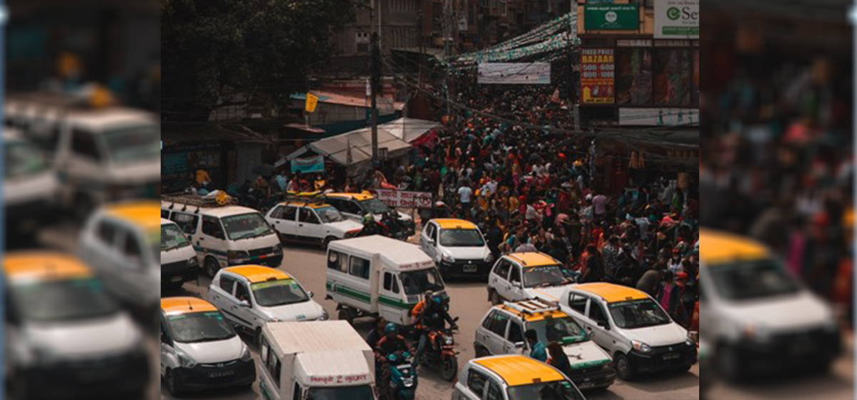 Growing Digital Division in Nepali Taxi Industry
