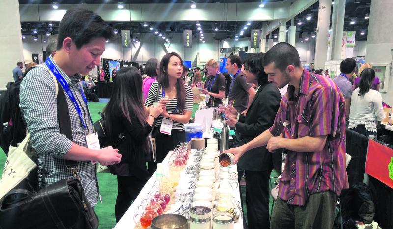 Teafresho  International represented Nepal at World Tea Expo 2017
