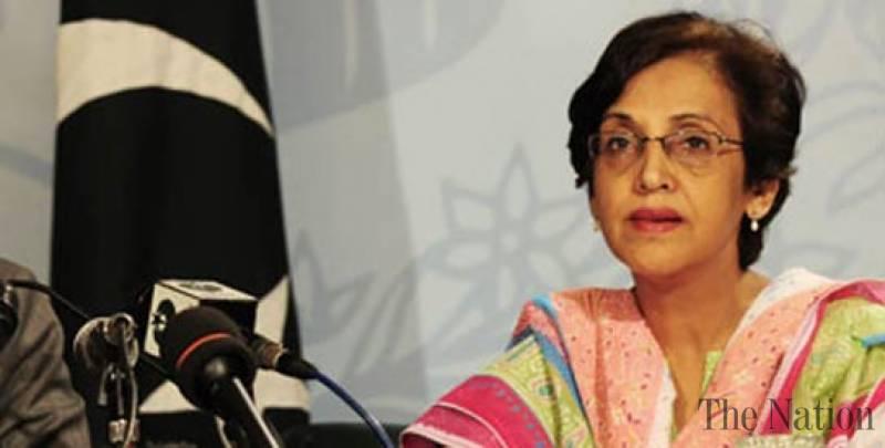 Pakistan deplores Indian hegemonic designs