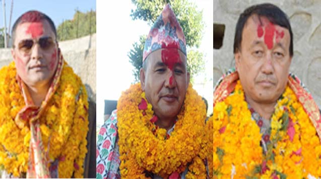 UML makes a clean sweep in Tehrathum