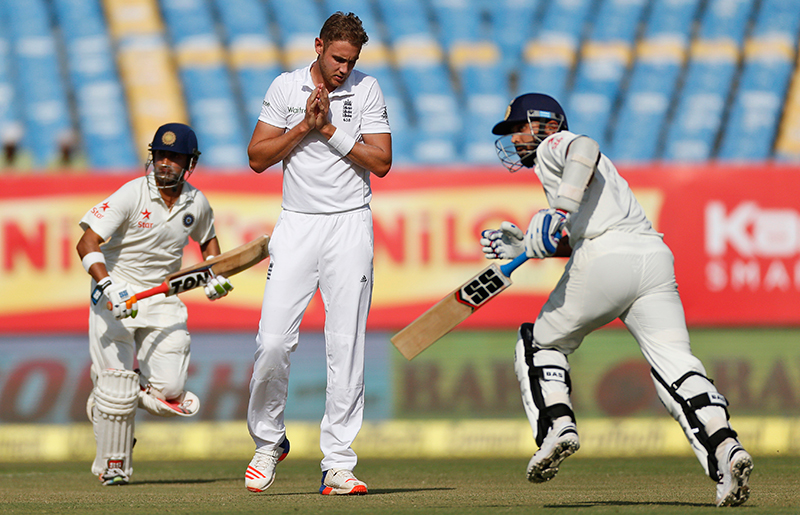 India wins toss, bats in 2nd test vs. England