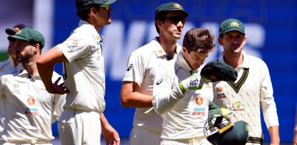 Australia fined for slow over-rate in loss to India