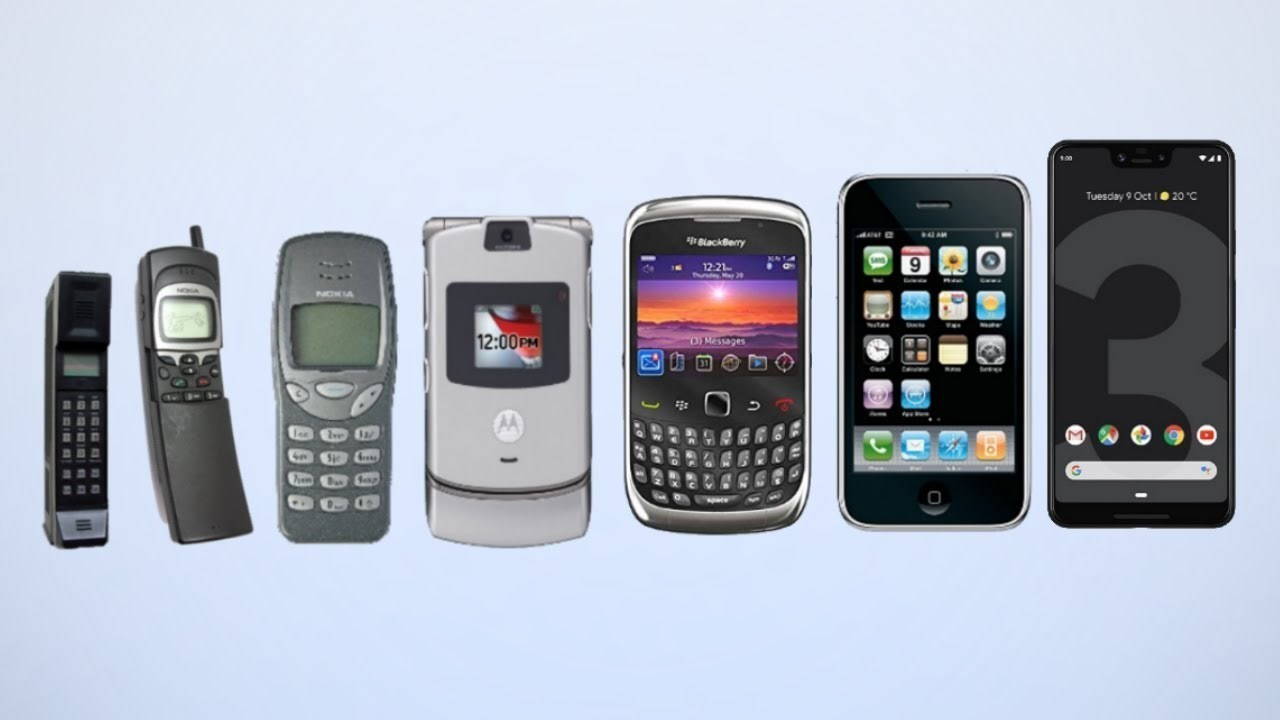 Phone and its history
