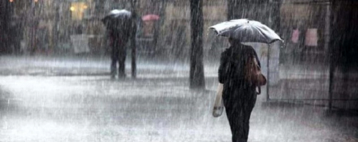 Light to moderate rainfall predicted across the country for next three days