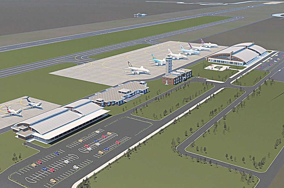 TIA closure underscores need of second international airport
