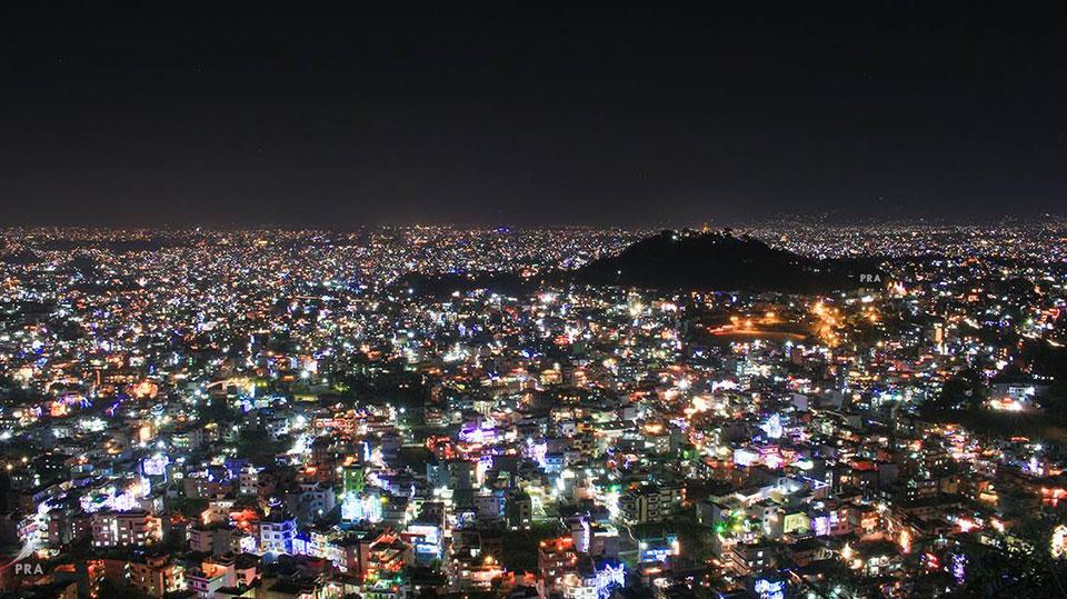 Mesmerizing views of Kathmandu during Laxmi Pooja(Photo feature)
