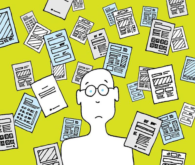 On Media Writing-III