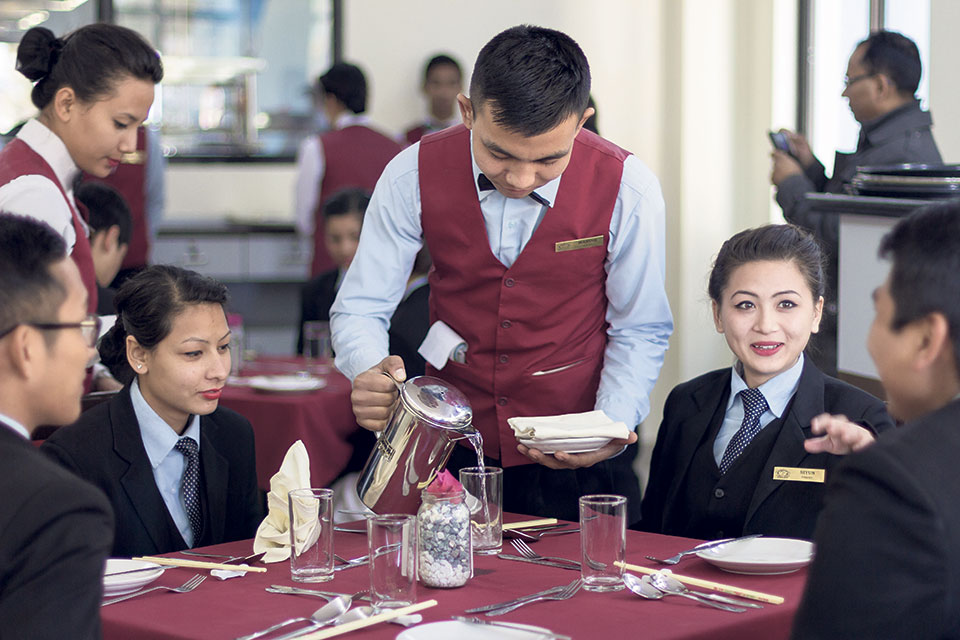 Tourism and Hotel Management Course at IST