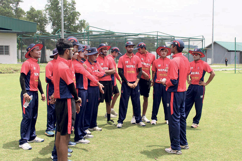 Nepal vows to continue winning form