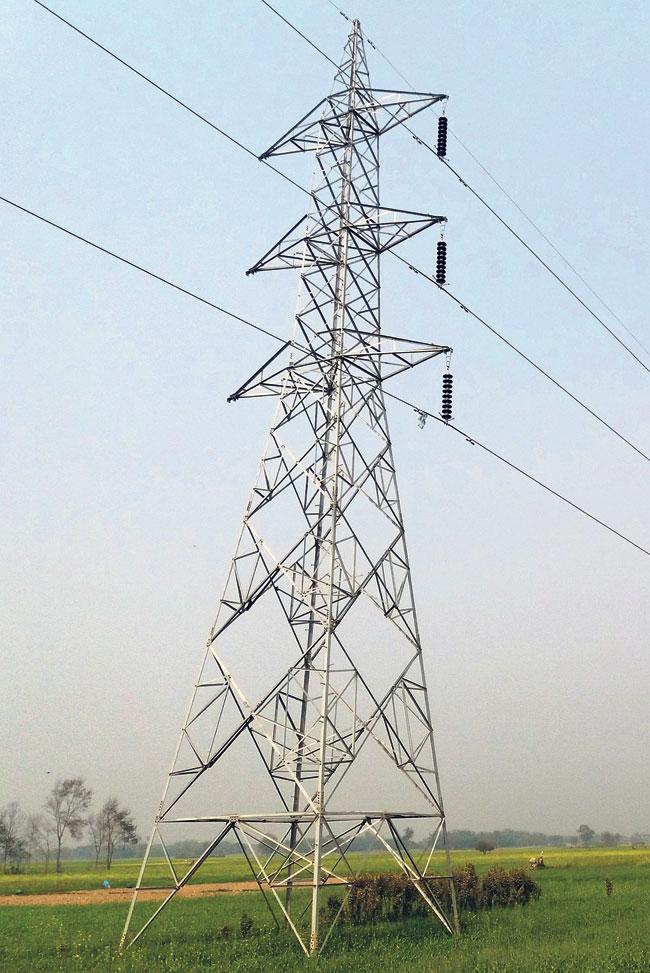 Construction of Dana-Kusma transmission line in final phase