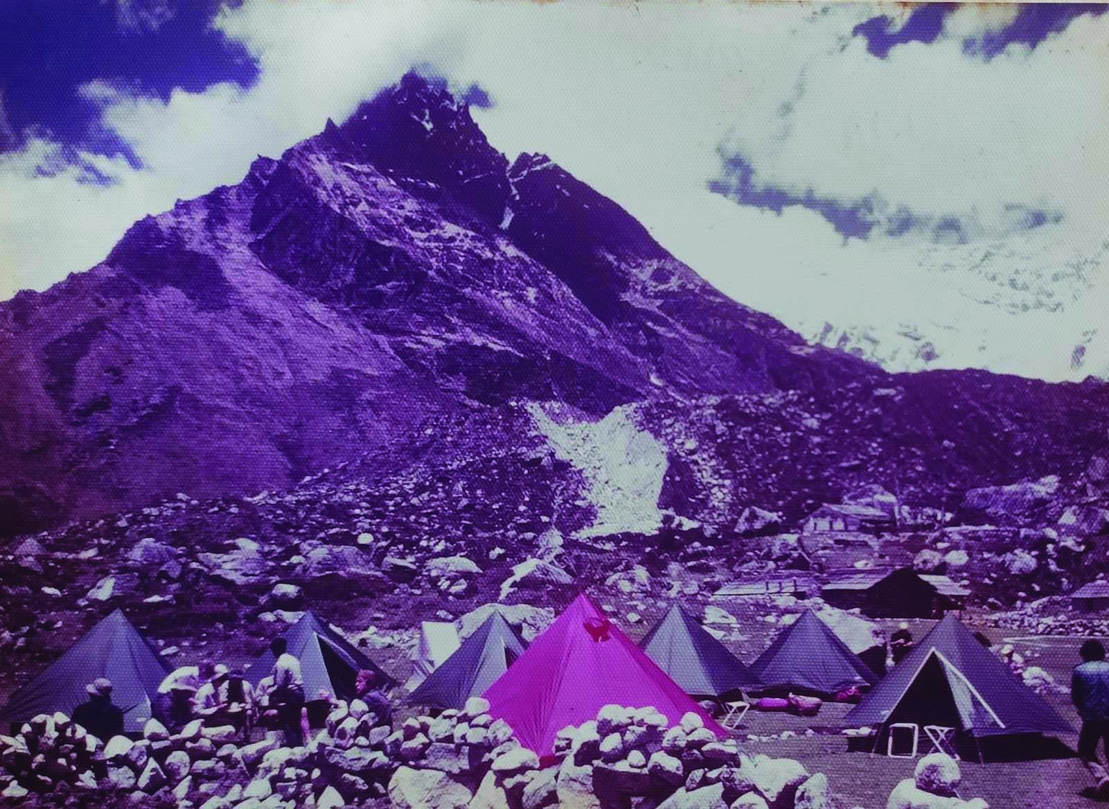 A trek to Langtang