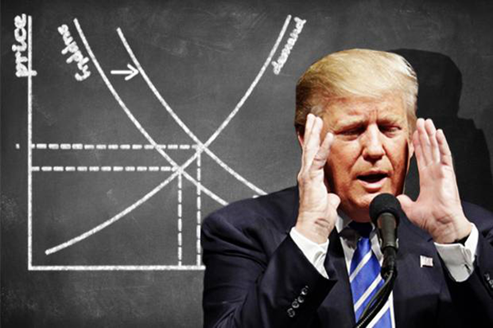 Trump's tax scam