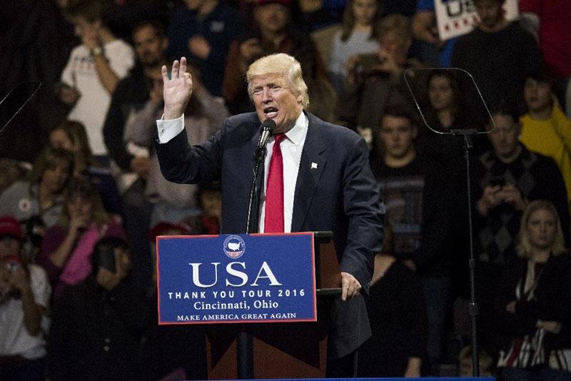 Trump risks China rift with Taiwan call