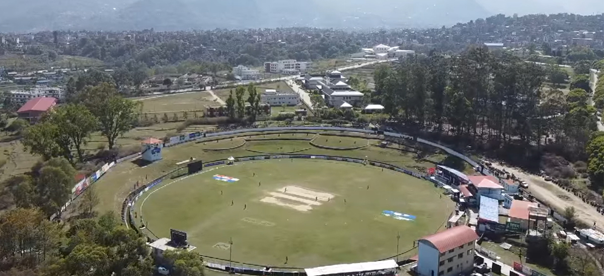Nepal sets mammoth target of 239 for the Netherlands in final of Tri-Nations T-20 Series