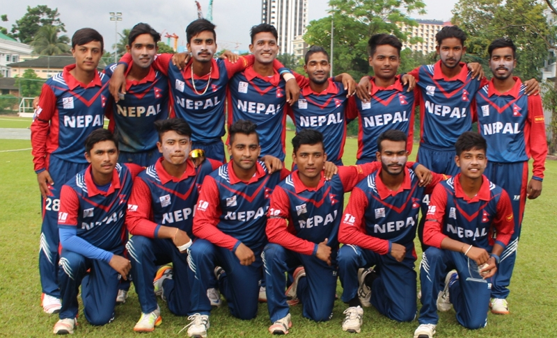 Nepal to take on Bhutan in ACC U-19 qualifying match tomorrow