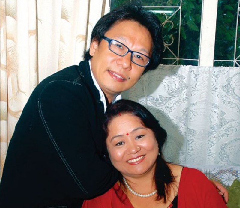 30-year-long smooth conjugal journey of Uday & Manila