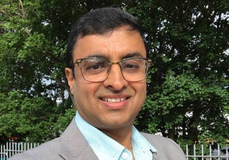 Sole Nepali-origin candidate in UK improves votes