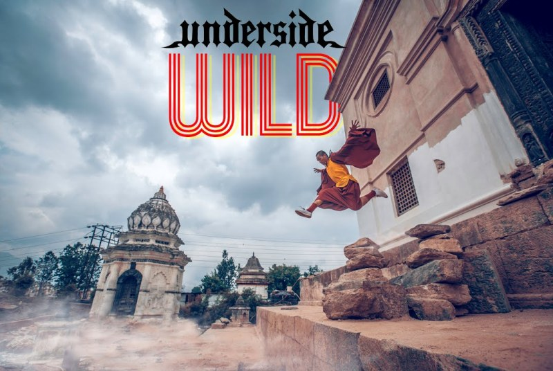 Underside depicts reality of our society in 'WILD'