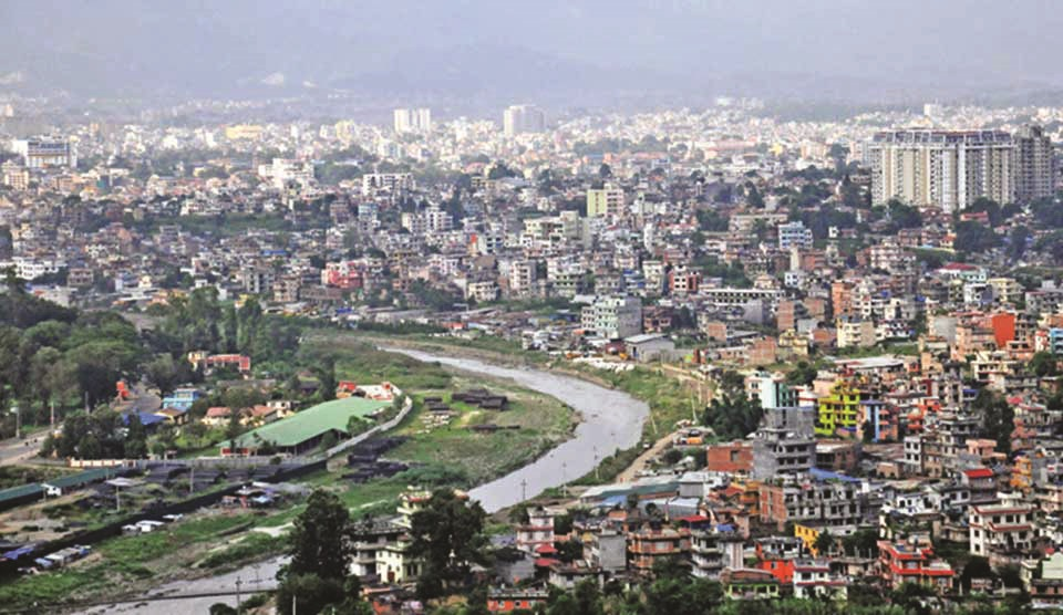 Nepal is going urban