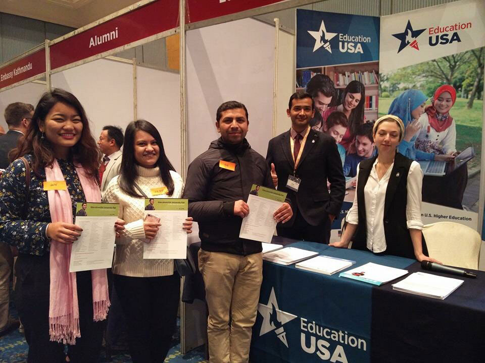 US Education Fair caters to abroad study aspirants