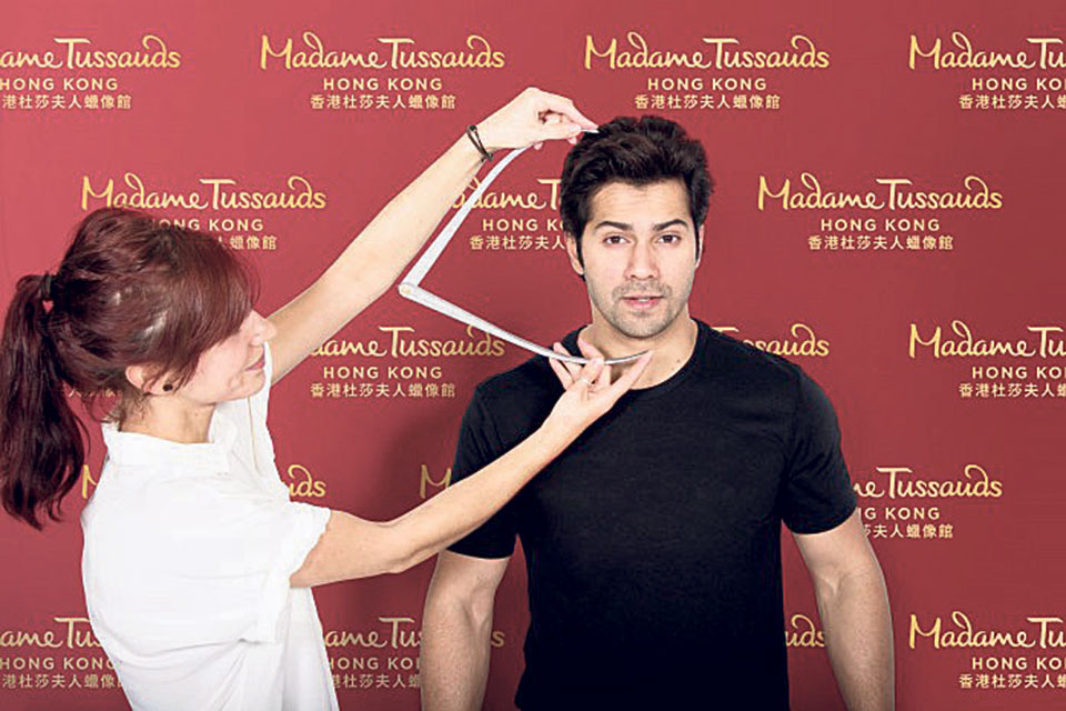 Varun to get his first Madame Tussauds wax figure