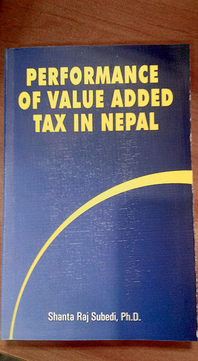 thesis on vat in nepal Should i double space my college essay phd thesis on vat i have to write an  in nepal online essays vat  ijsrporg a study of value added tax.