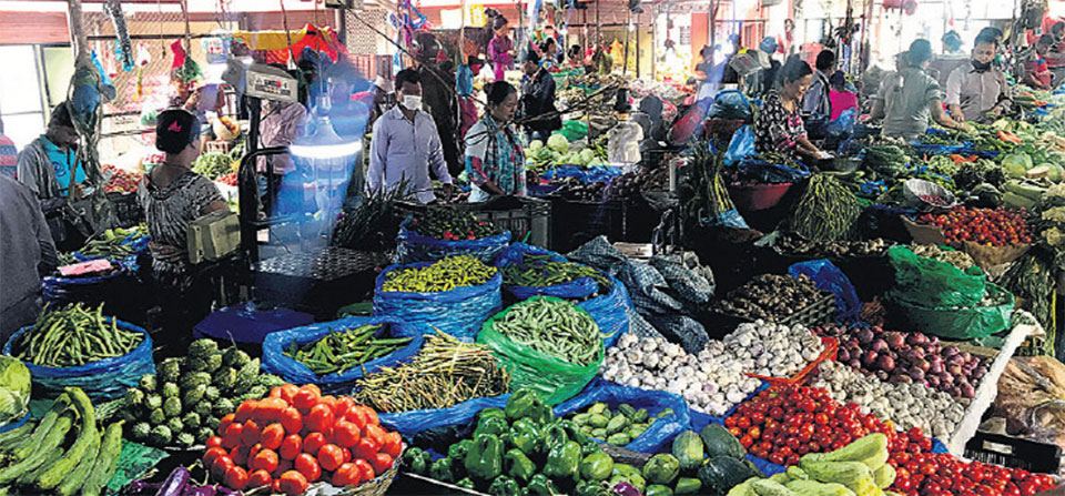 Vegetable prices continue to rise