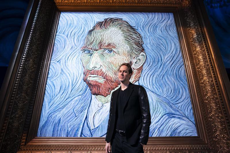 Everything in New York is bigger, even its Van Gogh exhibit