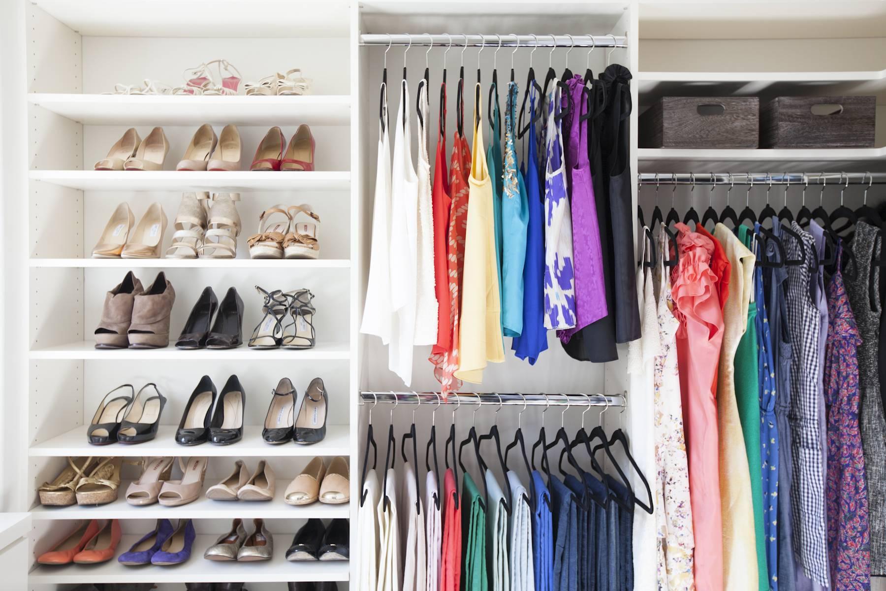 Tips to organize your wardrobe