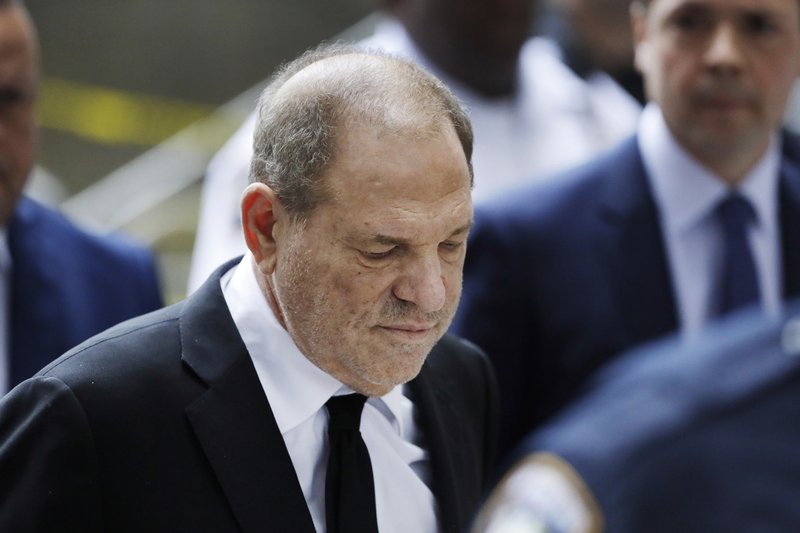 In new book, Times reporters detail Harvey Weinstein investigation