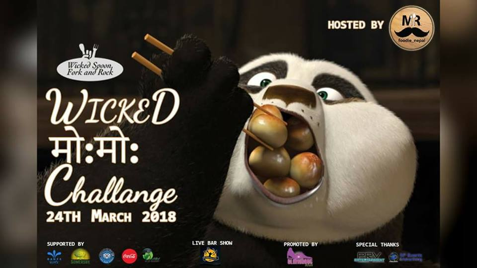 Beat as you eat MO:MOs in wicked challenge