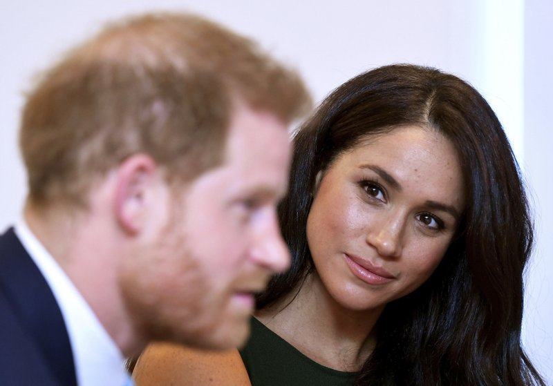 Duchess of Sussex calls 1st year of marriage difficult