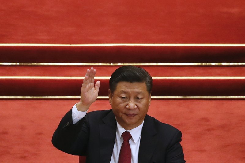 China will 'never seek hegemony,' Xi says in reform speech