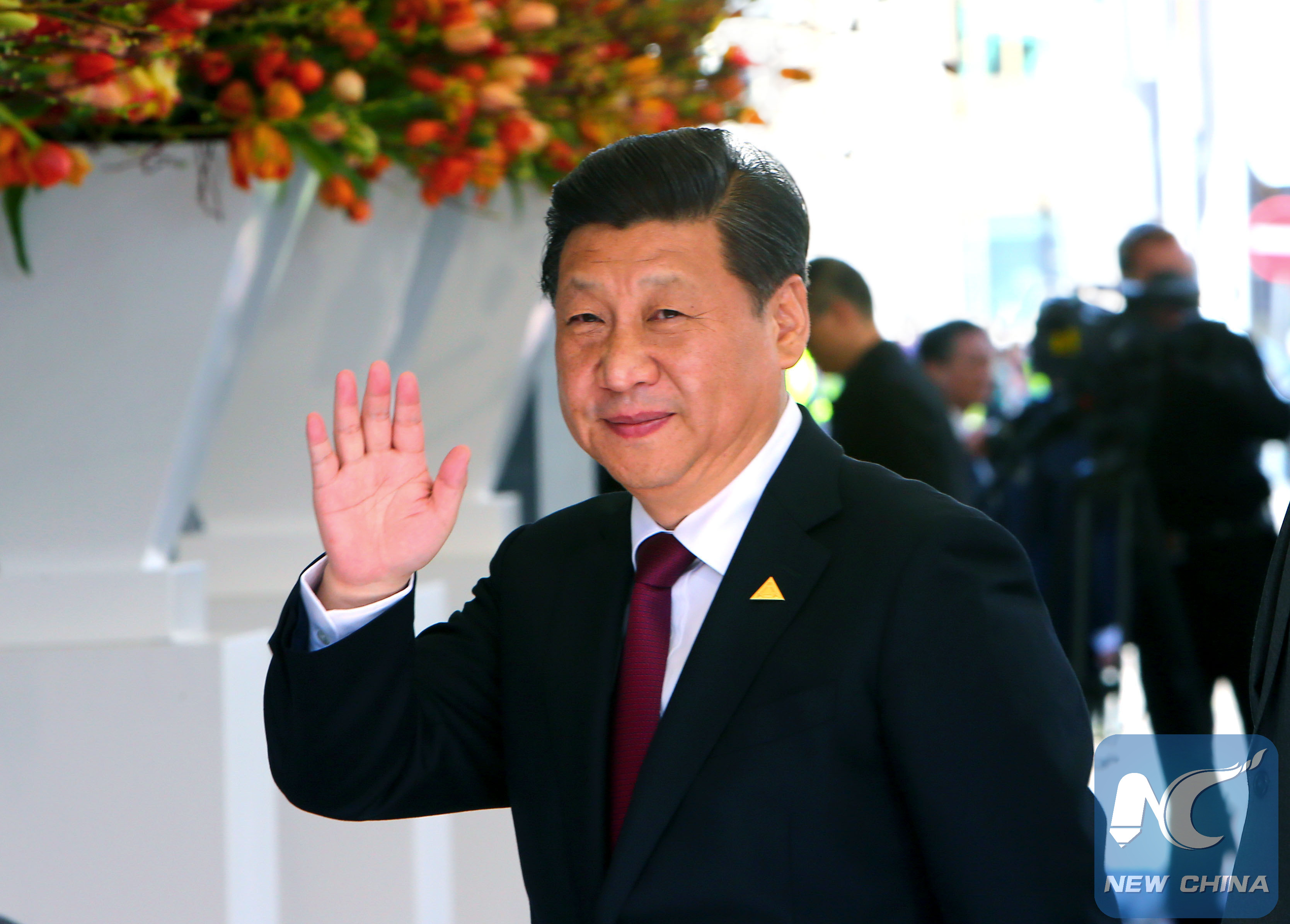 Xi leaves Beijing for India, arriving in Nepal tomorrow