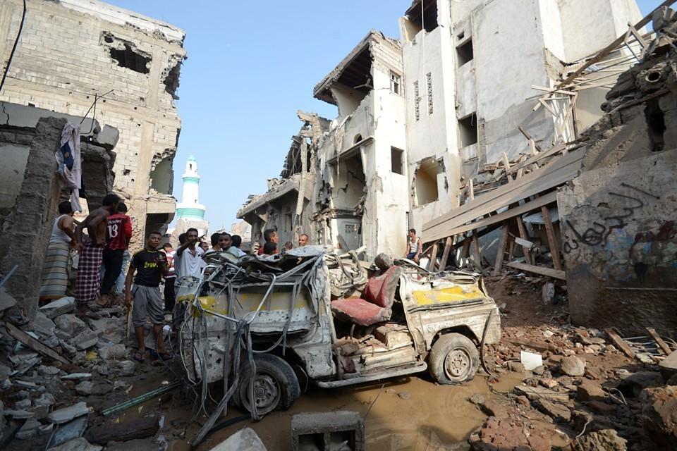 UN: Saudi-led coalition killed 68 children in Yemen