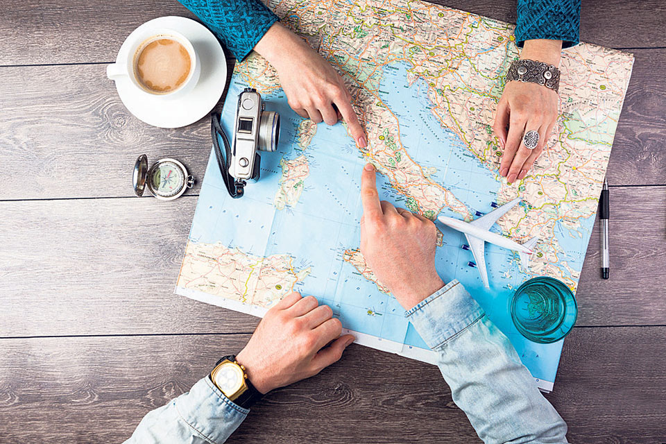 Motivate youths to travel